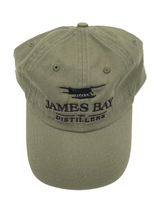 James Bay Distillers Dad Hat - Olive