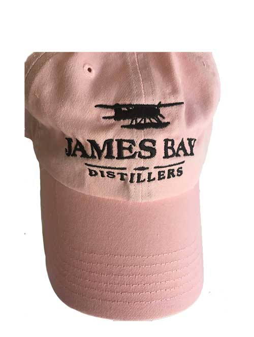 James Bay Distillers Dad Hat - Pink